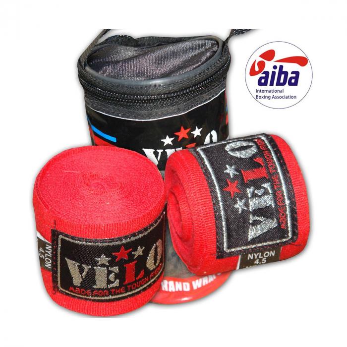 Fase box 4.5m  omologate AIBA Rosii Velo Boxing 1
