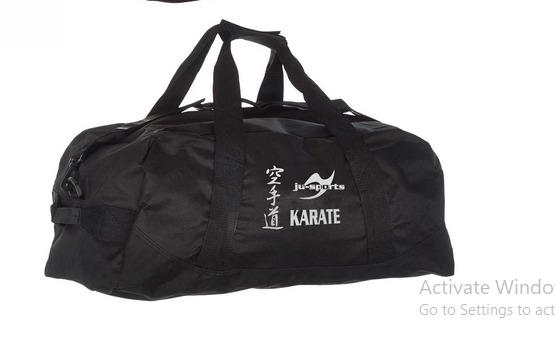 Geanta Junior Neagra Karate Ju Sports 0