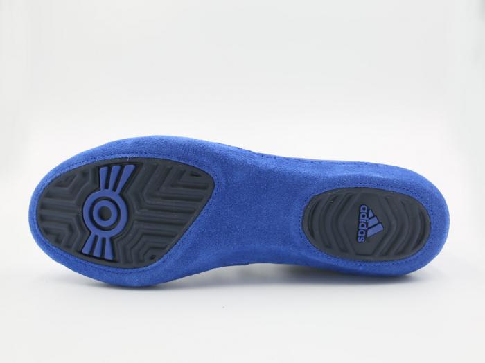 Ghete lupte  Combat Speed V Albastre Adidas 5