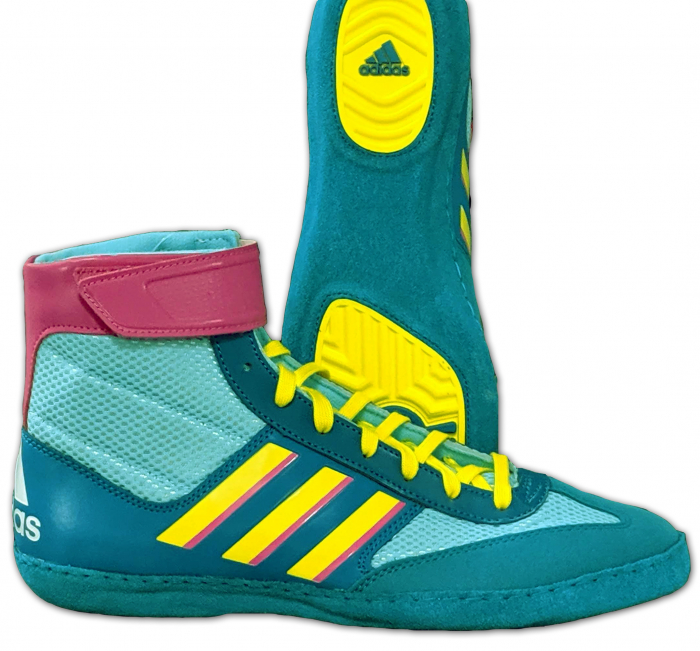 Ghete lupte Combat Speed V Multicolor Adidas [0]