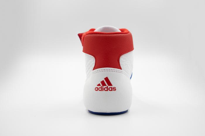 Ghete lupte  Havoc Albe Adidas 2