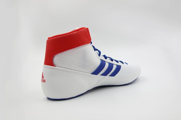 Ghete lupte  Havoc Albe Adidas 4