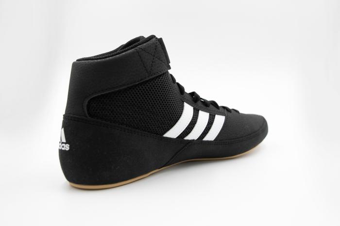 Ghete lupte Havoc copii negre Adidas 3