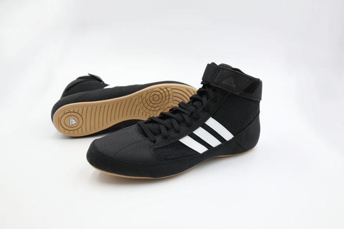 Ghete lupte Havoc copii negre Adidas 2
