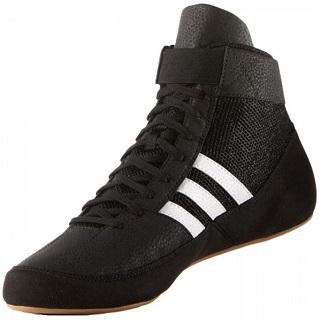 Ghete lupte  Havoc negre Adidas 0