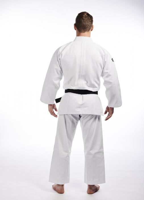 Kimono Ippon Gear Basic Alb [1]