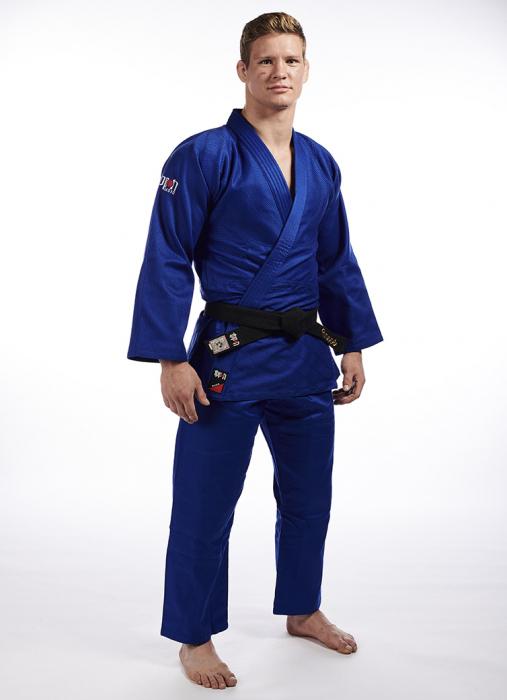 Kimono Basic Albastru Ippon Gear [0]