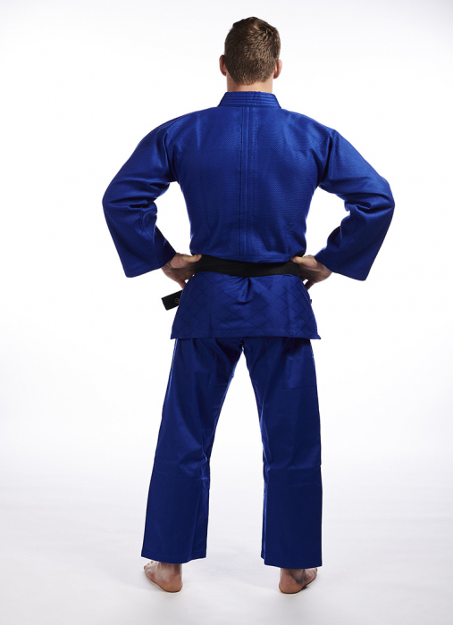 Kimono Basic Albastru Ippon Gear [2]
