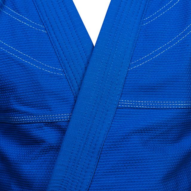 Kimono de BJJ  Praetorian 2.0 Albastru Armura 3