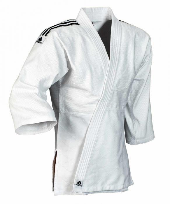 Kimono Judo  Club Adidas 2
