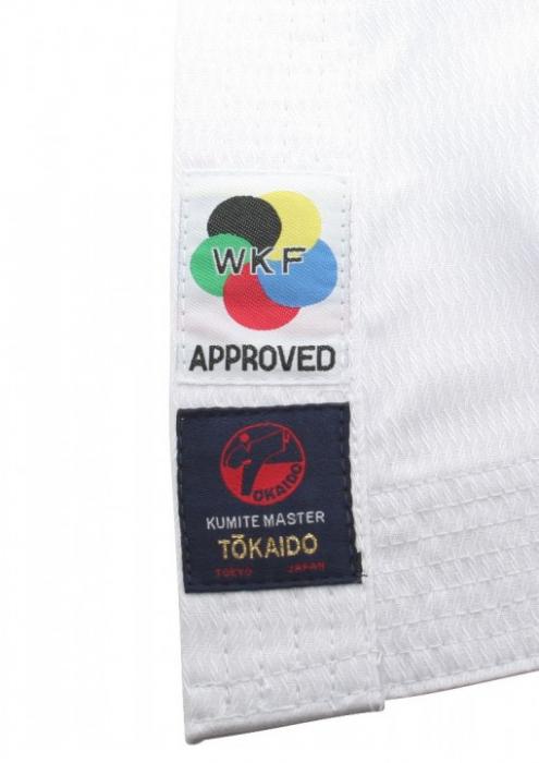 Kimono Karate  Kumite Master WKF Tokaido 1
