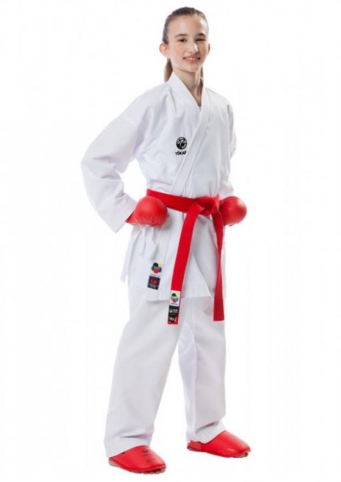 Kimono Karate  Kumite Master WKF Junior Tokaido 2