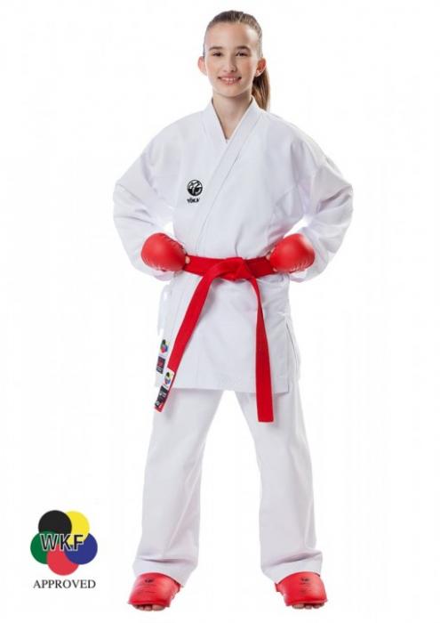 Kimono Karate  Kumite Master WKF Junior Tokaido 0