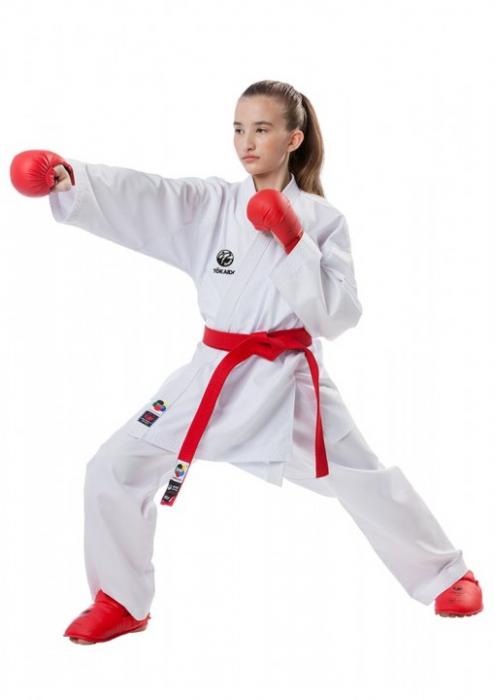 Kimono Karate  Kumite Master WKF Junior Tokaido 1
