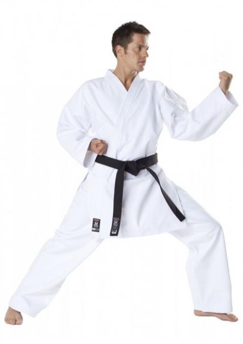 Kimono Karate  Tsunami Silver JKA Tokaido 0