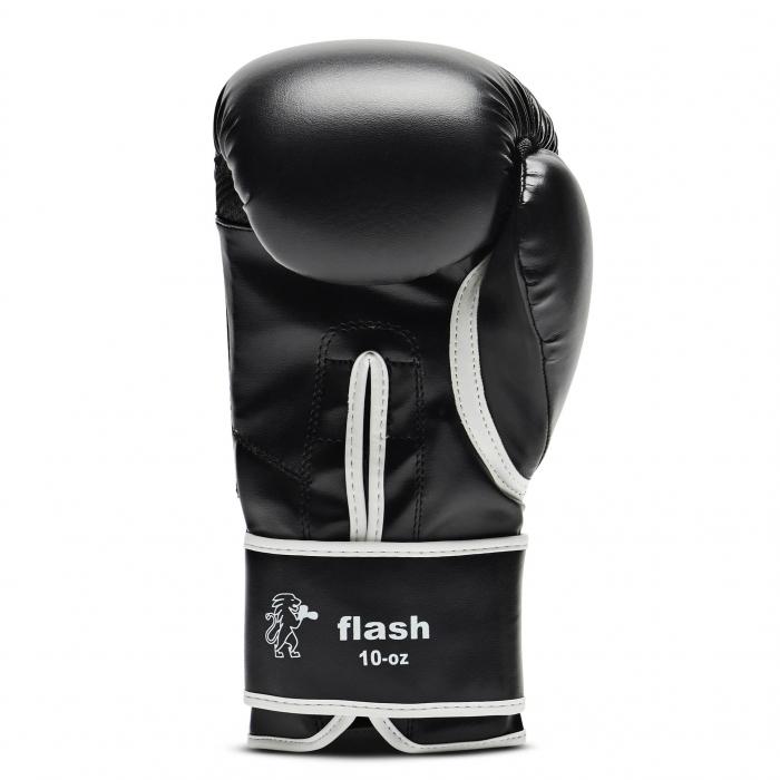 Manusi de Box Leone Flash Negre [3]