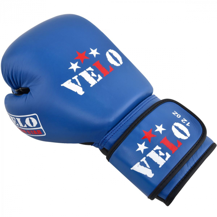 Manusi de box  omologate AIBA Albastre Velo Boxing 2