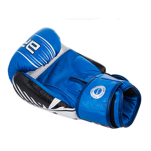 Manusi de Box   Protector 3.0 Albastre Armura 6