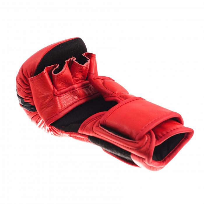 Manusi de MMA  Fortis 2.0 Rosii Armura [1]