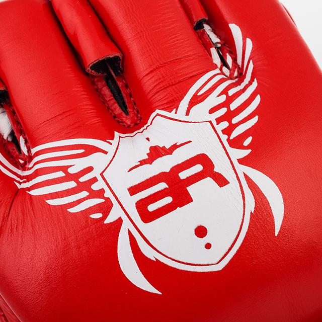Manusi de MMA  Milenium 2.0 Rosii Armura 3