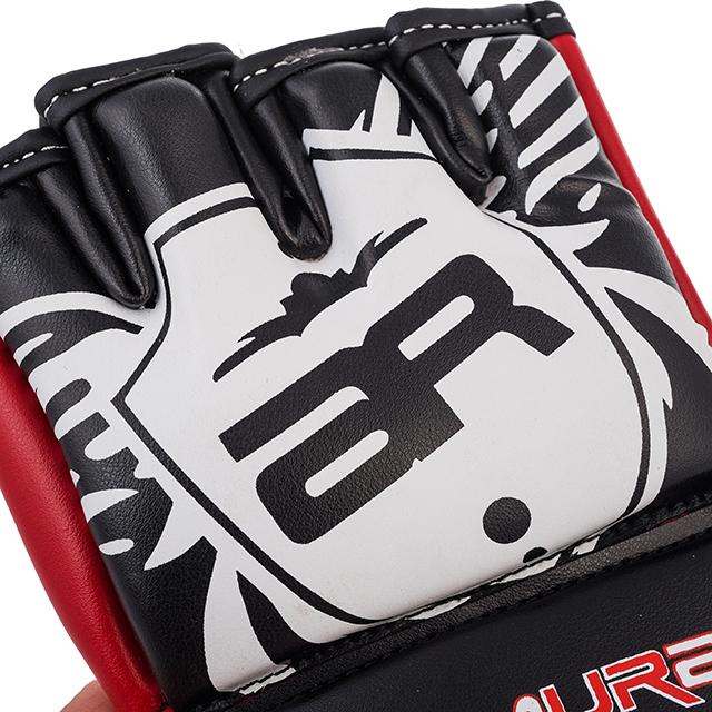 Manusi de MMA  Pacificator 2.0 Negru Armura 4
