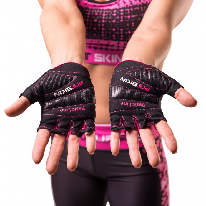 Manusi fitness dama Fitskin Basic Line Armura [3]