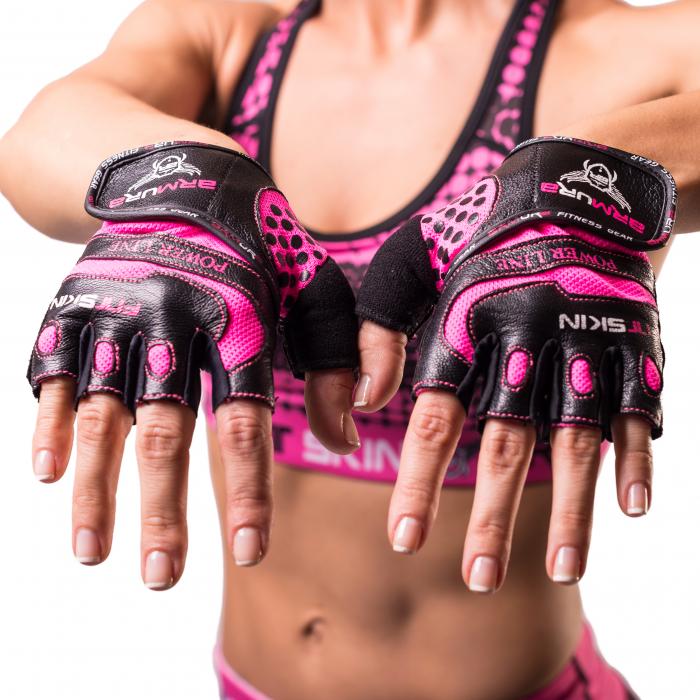 Manusi fitness dama Fitskin Power Line 2