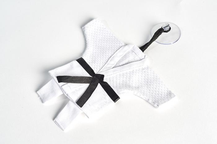 Mini Kimono Judo alb Ippon Gear 0