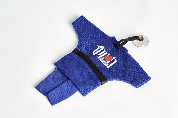 Mini Kimono Judo albastru Ippon Gear [1]