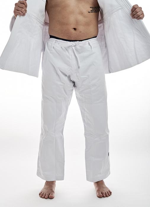Pantaloni Kimono Fighter Albi Ippon Gear [0]
