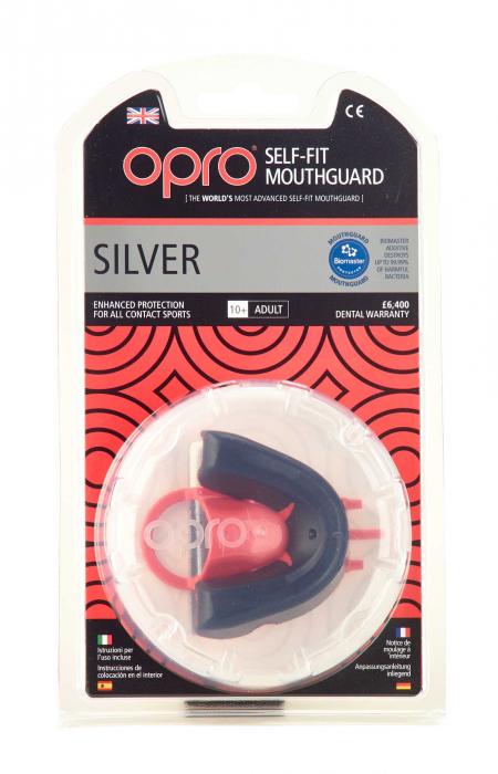 Proteza   Junior  Silver Level Neagra Opro [1]