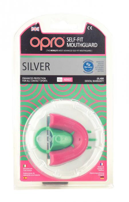 Proteza  Junior Silver Level Roz Opro 1