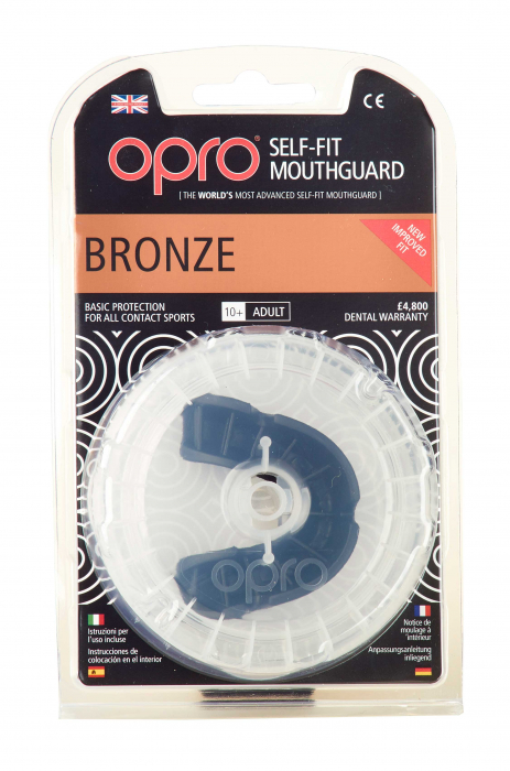 Proteza Senior Bronz Level Neagra Opro 2