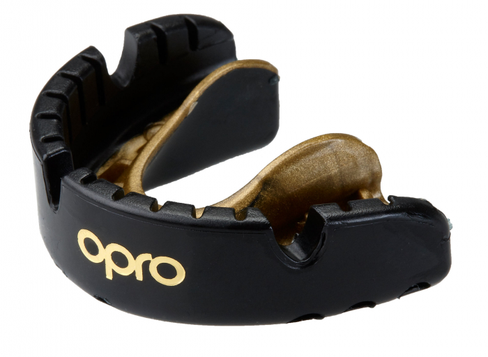 Proteza  Senior  Gold Level Neagra Opro [0]