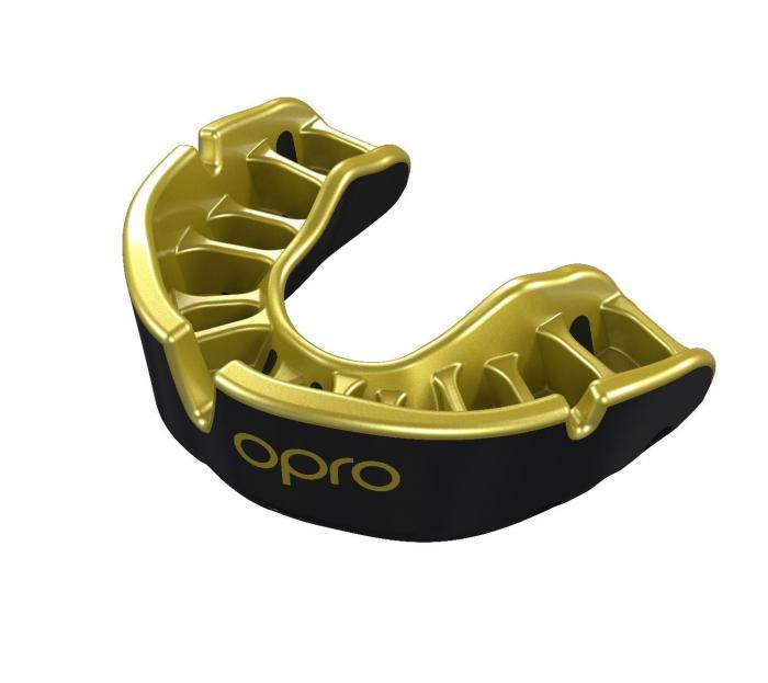 Proteza   Senior  Gold Level Neagra/Aurie Opro [0]