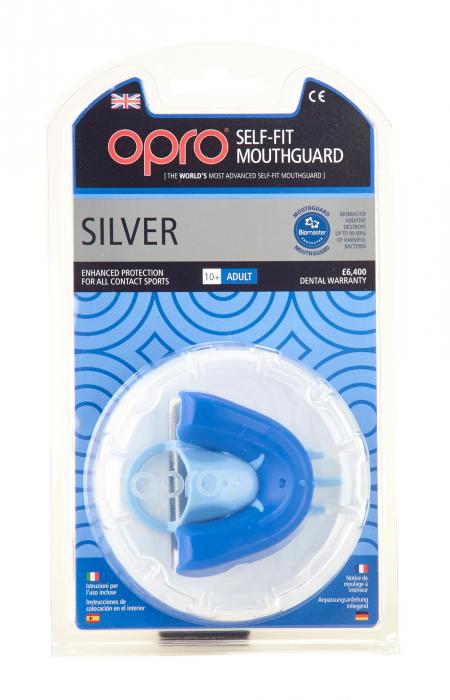 Proteza  Senior Silver Level Albastra Opro 1