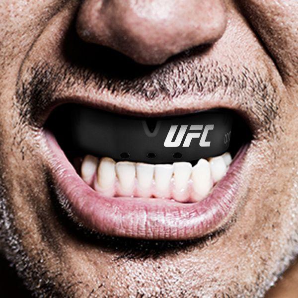 Proteza  UFC Senior  Bronz Level Neagra Opro 1