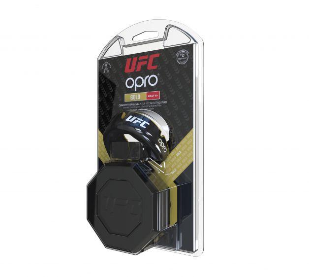 Proteza  UFC Senior  Gold Level Neagra Opro [2]