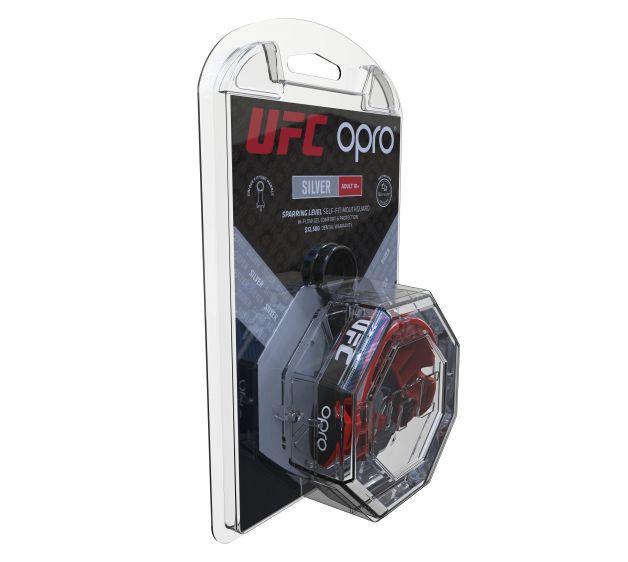 Proteza  UFC Senior  Silver Level Neagra Opro 1