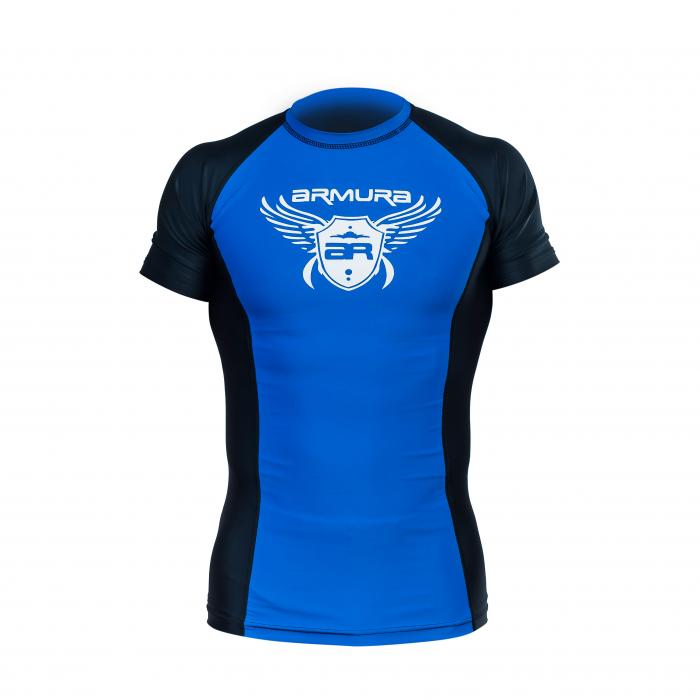 Rashguard  Centurion 2.0 Albastru Armura 1