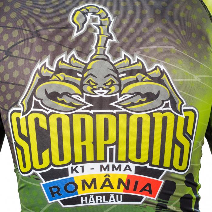 Rashguard ARMURA Scorpionii 2