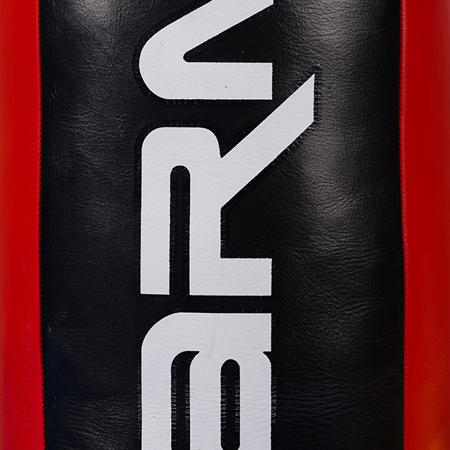 Sac de box din piele naturala  2.0 umplut  180 cm Armura 3