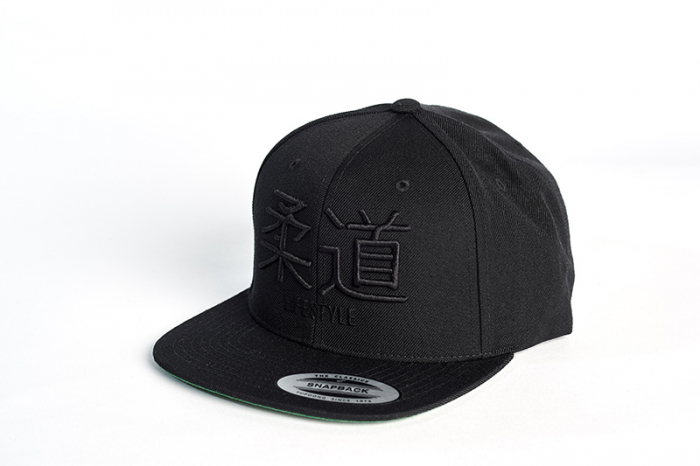 Sapca  Judo Kanji Neagra Ippon Gear [0]