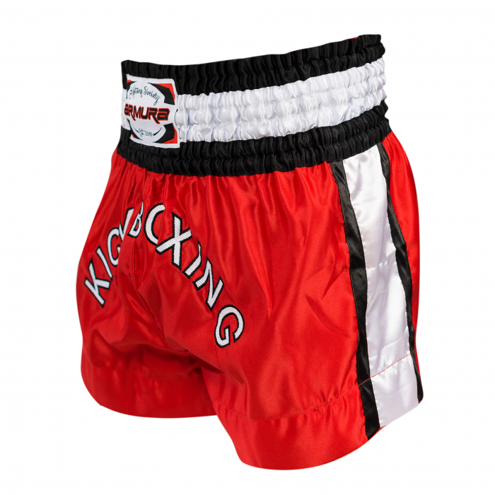 Sort de kickbox Armura Diamond Rosu 0