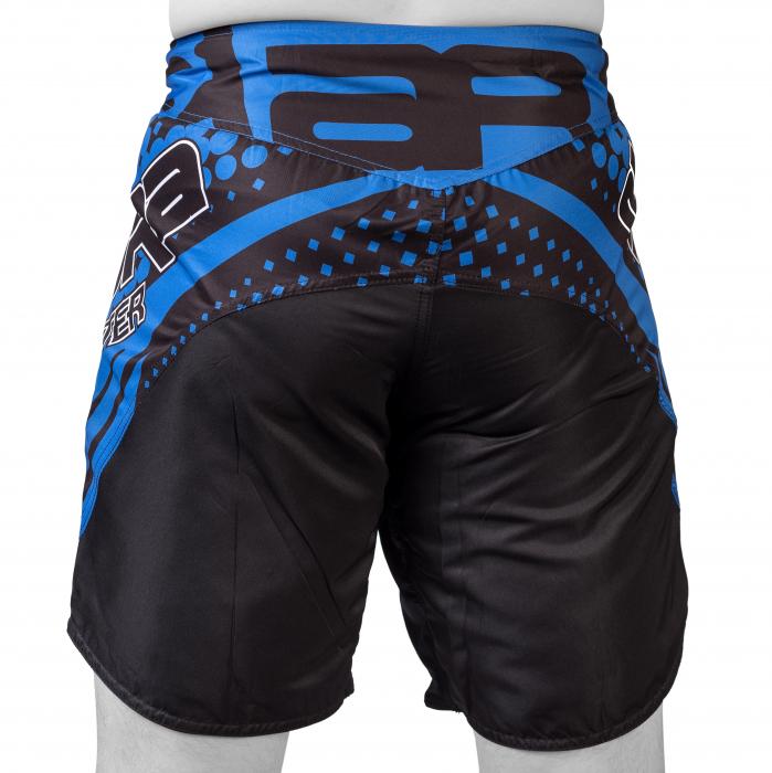 Sort de MMA Fighter Albastru Armura [1]