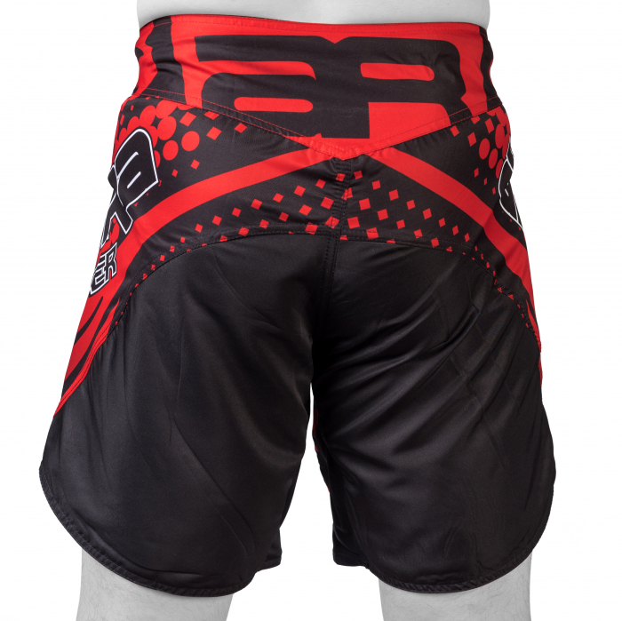 Sort de MMA  Fighter Rosu Armura [1]