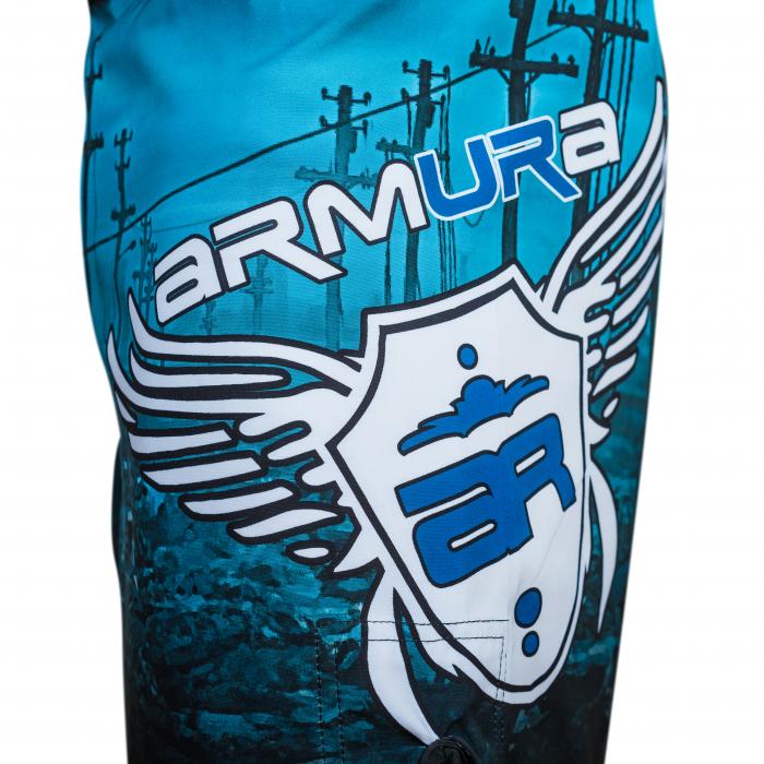 Sort de MMA Armura Neo Ronin Armura 2