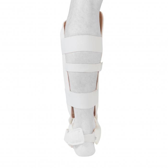 Tibiere Armura cu botosei albe Armura 2