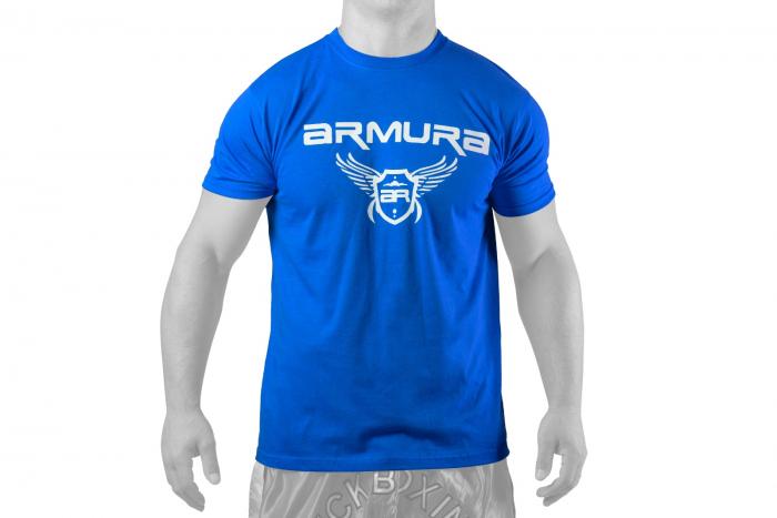 Tricou ARMURA Albastru [0]