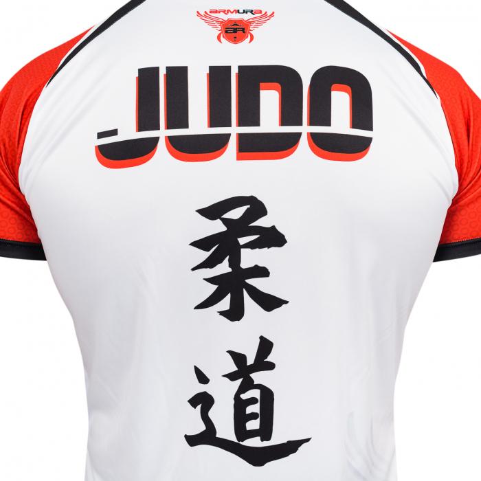 Tricou  ARMURA Judo 4